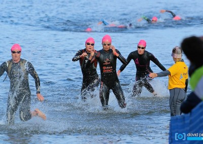 IRONMAN 70.3 World Championships - Lead Swim Group